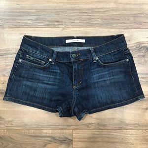 JOE'S Jeans Jolie Raw Shorts Size 29